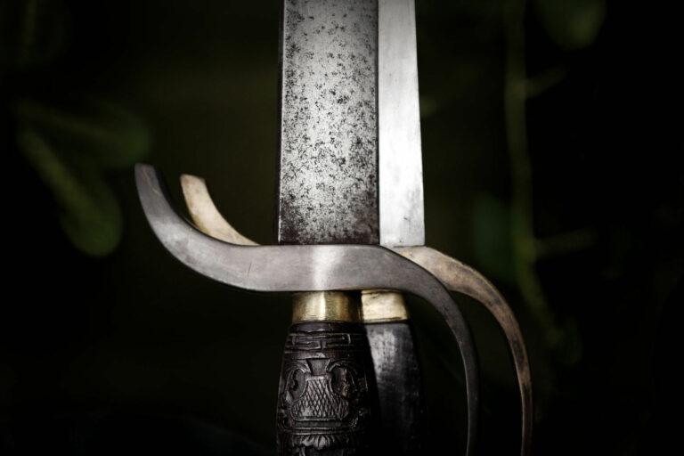 fengbao kung fu history geschichte wissenswertes mini lecture schwert doppelmesser hu die dao wu dip dou makro quer