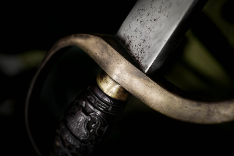 fengbao kung fu history geschichte wissenswertes mini lecture schwert doppelmesser hu die dao wu dip dou nahaufnahme quer