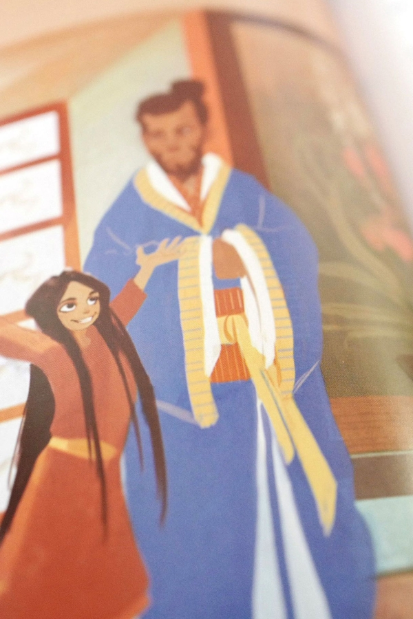 fengbao kung fu kinderbuch kampfkunst tiger und drache 10