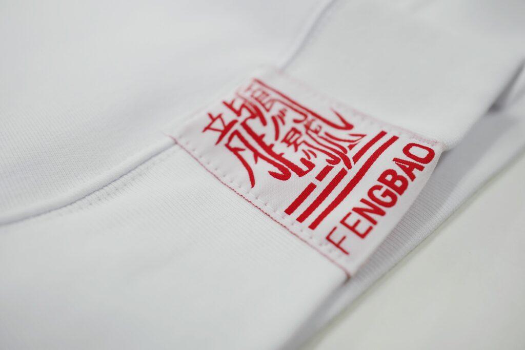 fengbao kung fu macro weblabel rot shop 1080 kaufen on demand bio fairwear mode kleidung training