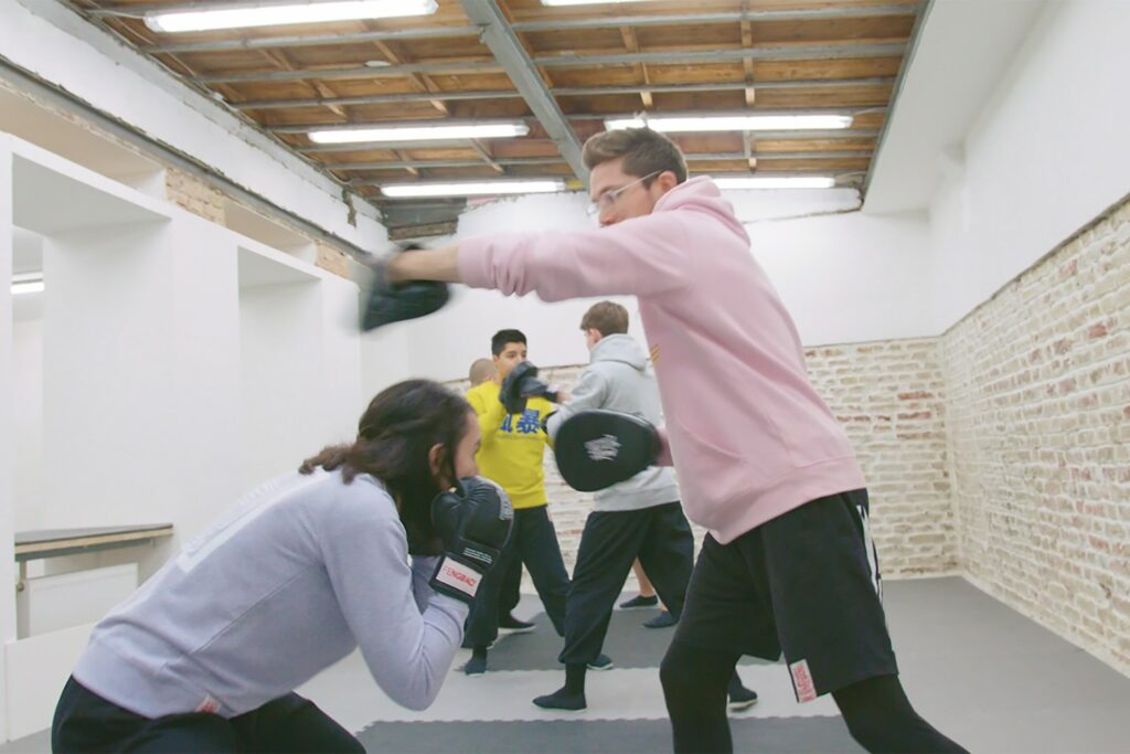 fengbao kung fu teaser grundtechniken fundamentals