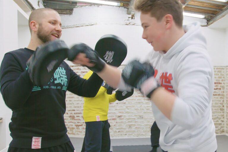 fengbao kung fu teaser kicking striking training fundamentals