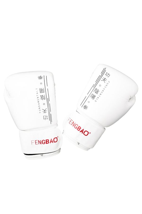 fengbao kung fu shop boxhandschuhe 14 oz boxen kickboxen thaiboxen mma squashed