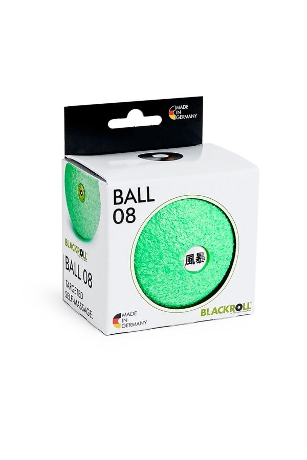 blackroll ball 8cm fengbao kung fu shop wien 1080 verpackung chinesisch gruen