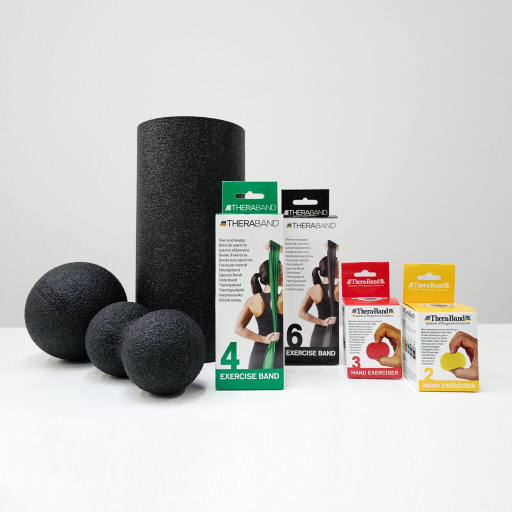 fengbao trainingspaket blackroll standard duoball ball 12cm theraband 4 6 zipp box handexerciser 2 3 fengbao kung fu shop wien quadrat