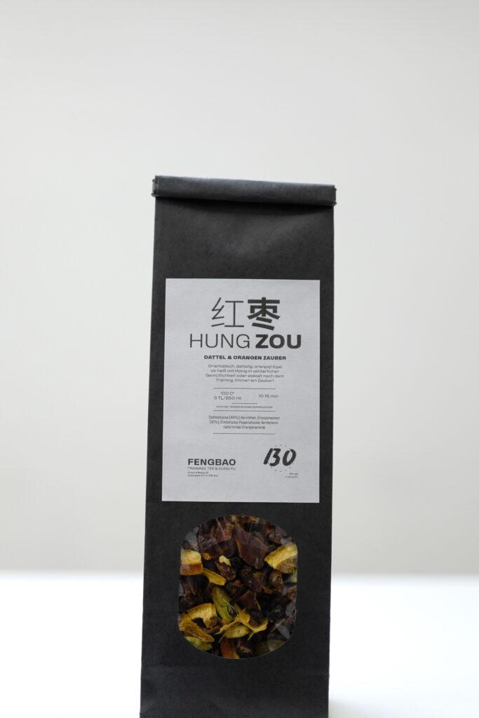 hung zou dattel orange tee winter fengbao kung fu shop hochformat