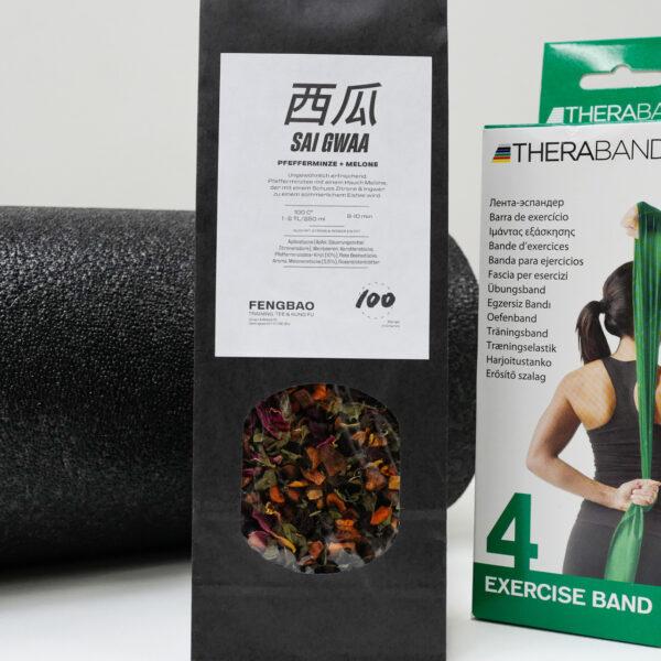 paket fengbao tee theraband blackroll standard kung fu recovery kombi hochformat