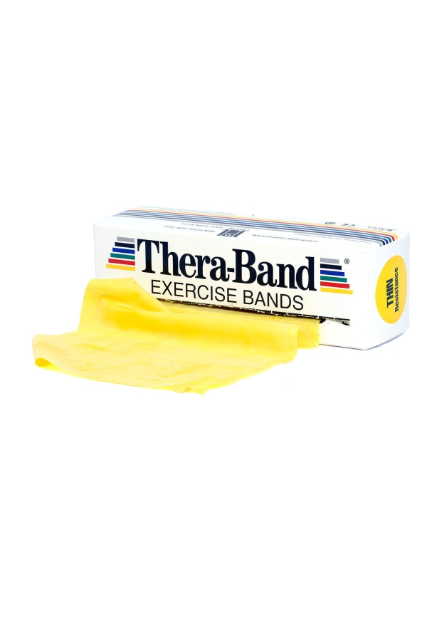 thera band 500cm gelb yellow fengbao kung fu shop 1080 wien