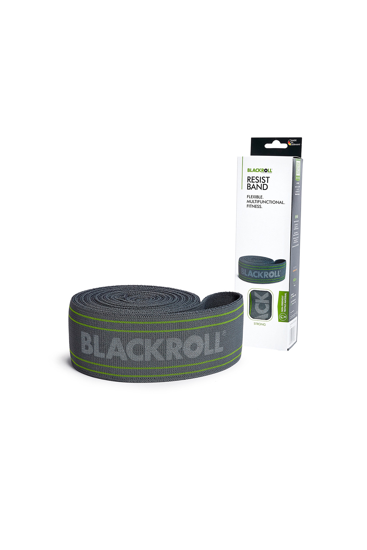 blackroll wien fengbao resist band grey packung